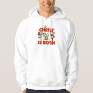 Christ Is Born Christmas Gift Pullover