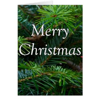 Christ is Immanuel Christmas Isaiah 7-14 Card