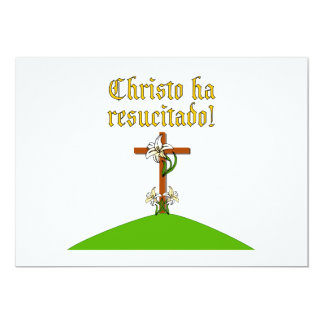 Christ is Risen Card
