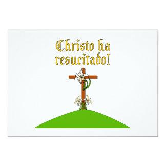 Christ is Risen Card