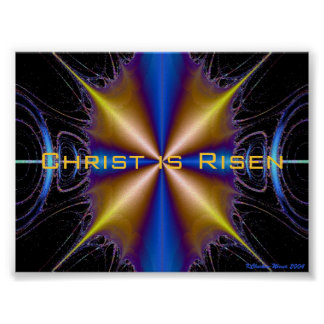 Christ is Risen Posters