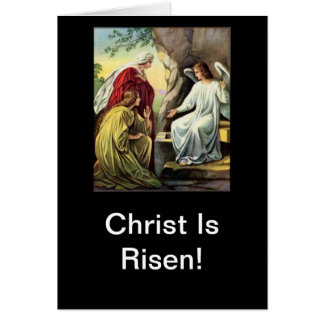 Christ is Risen, Surely He is Risen Card