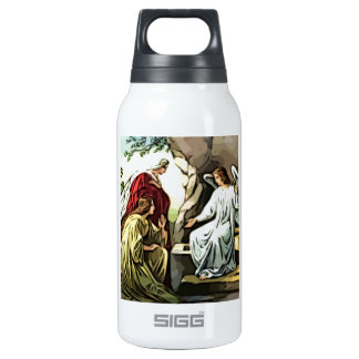 Christ Is Risen, Surely He is Risen! Insulated Water Bottle