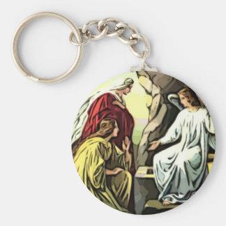 Christ Is Risen, Surely He is Risen! Keychain
