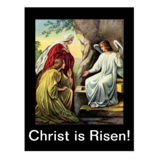 Christ is Risen, Surely He Is Risen! Postcard