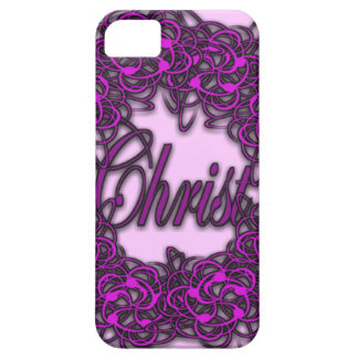 Christ is the Center - Fashion Pink iPhone SE/5/5s Case