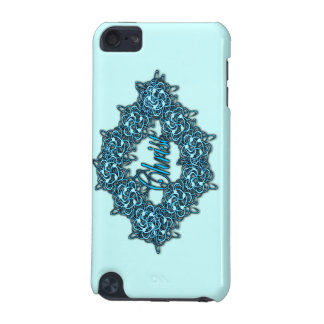 Christ is the Center - Ice Blue iPod Touch 5G Case