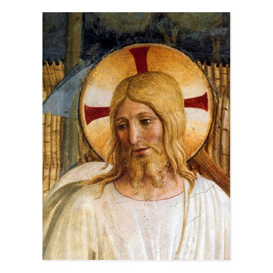 Christ Jesus Postcard