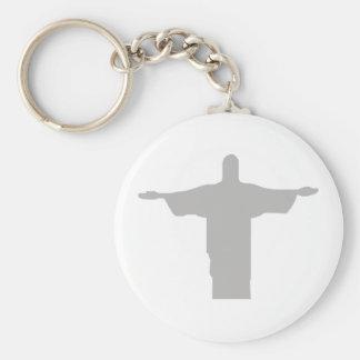 Christ Keychain