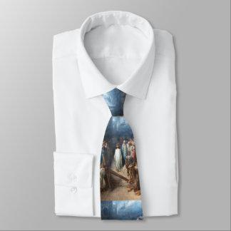 Christ Leaving Praetorium Neck Tie