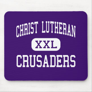 Christ Lutheran - Crusaders - High - Buckley Mouse Pad