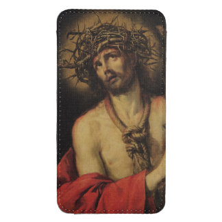 Christ, Man of Sorrows, 1641 (oil on canvas) Galaxy S4 Pouch