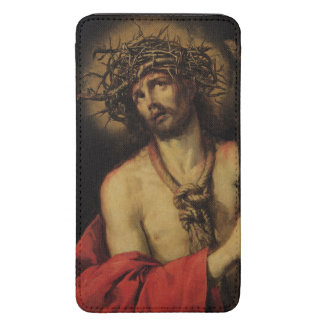 Christ, Man of Sorrows, 1641 (oil on canvas) Galaxy S5 Pouch