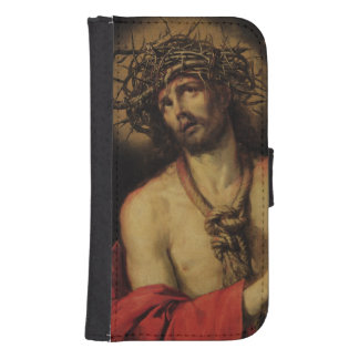 Christ, Man of Sorrows, 1641 (oil on canvas) Phone Wallet