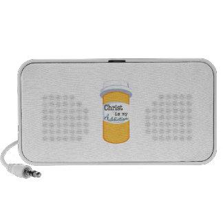 Christ My Addiction iPhone Speakers