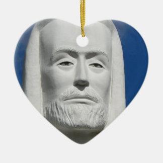 Christ of the Ozarks Ornament