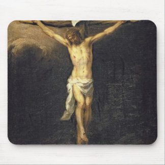 Christ on the Cross, 1672 Mouse Pad
