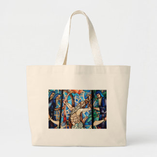Christ on the cross bags