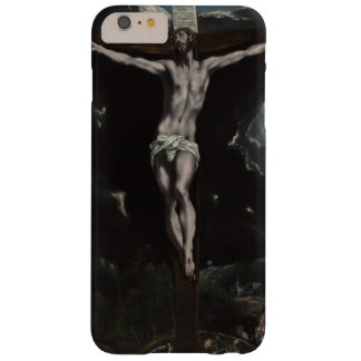 Christ on the Cross by El Greco Barely There iPhone 6 Plus Case