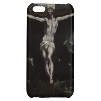 Christ on the Cross by El Greco iPhone 5C Cover