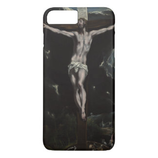 Christ on the Cross by El Greco iPhone 7 Plus Case