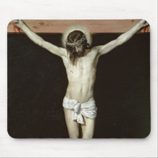 Christ on the Cross, c.1630 Mouse Pad