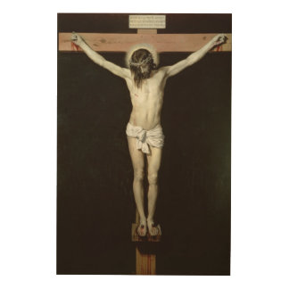 Christ on the Cross, c.1630 Wood Wall Art