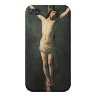 Christ on the Cross Cases For iPhone 4