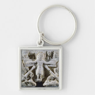 Christ on the Cross Keychain