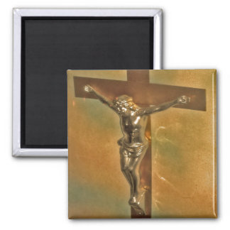 Christ on the Cross Magnets