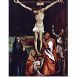 Christ On The Cross Three Marys St. John The Evang Photo Cut Outs
