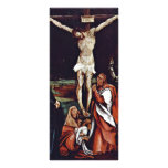 Christ On The Cross Three Marys St. John The Evang Rack Cards