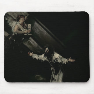 Christ on the Mount of Olives, 1819 Mouse Pad