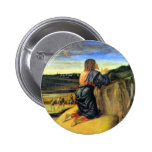 Christ on the Mount of Olives by Bellini Pin
