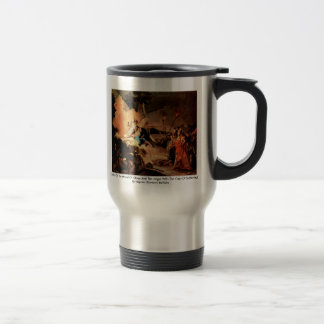 Christ On The Mount Of Olives 15 Oz Stainless Steel Travel Mug