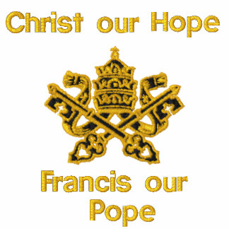 Christ our Hope, Francis our Pope Polo
