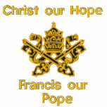 Christ our Hope, Francis our Pope Polos