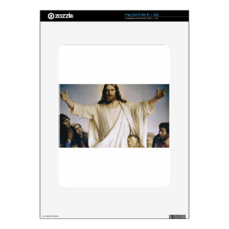 Christ Our Lord iPad Skin