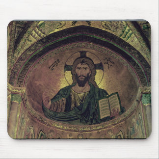 Christ Pantocrat in the apse Mousepads