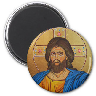 Christ Pantocrator from Monreale magnet