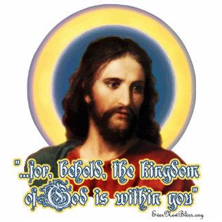 Christ Photo Sculpture JC01