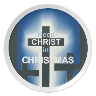 CHRIST Plate