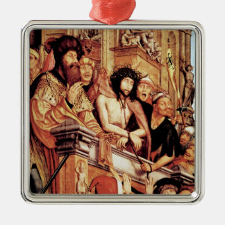 Christ Presented to the People, c.1515 Christmas Tree Ornaments