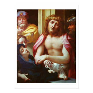 Christ Presented to the People (Ecce Homo) Postcard