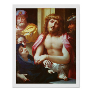 Christ Presented to the People (Ecce Homo) Poster