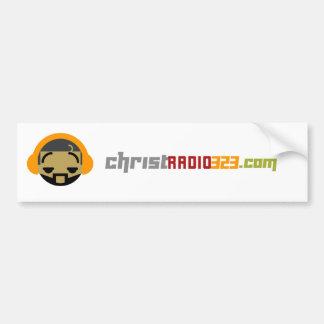 Christ Radio 323 Bumper Sticker