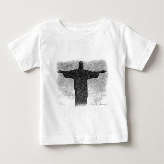 Christ Redeemer 1 Baby T-Shirt