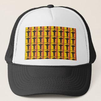 Christ Redeemer Trucker Hat
