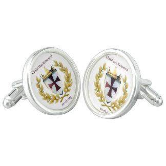 CHRIST RETURNED CUFFLINKS