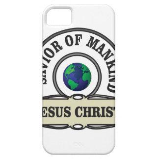 christ savior of all mankind iPhone SE/5/5s case